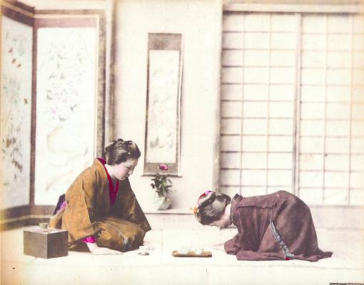 Phong cách giao tiếp của người Nhật